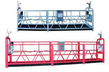 zlp500 ឧបករណ៏ប្រើប្រាស់ដែលអាចប្រើប្រាស់បាន / gondola / cradle / scaffolding សម្រាប់ការសាងសង់